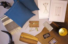 The Swatch Box ships personalised interior design
