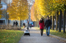 Starship brings delivery innovation to pavements