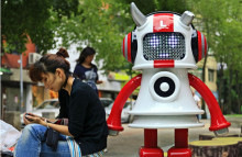 People empathise with robots as much as humans